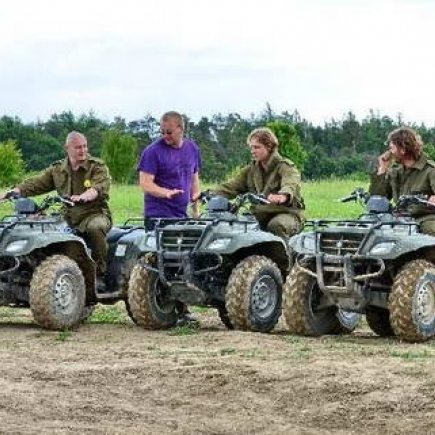 Quad Biking Challenge
